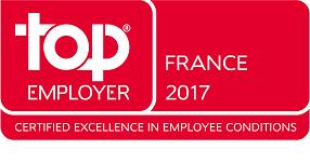 Bouygues Telecom certifiée Top Employer 2017