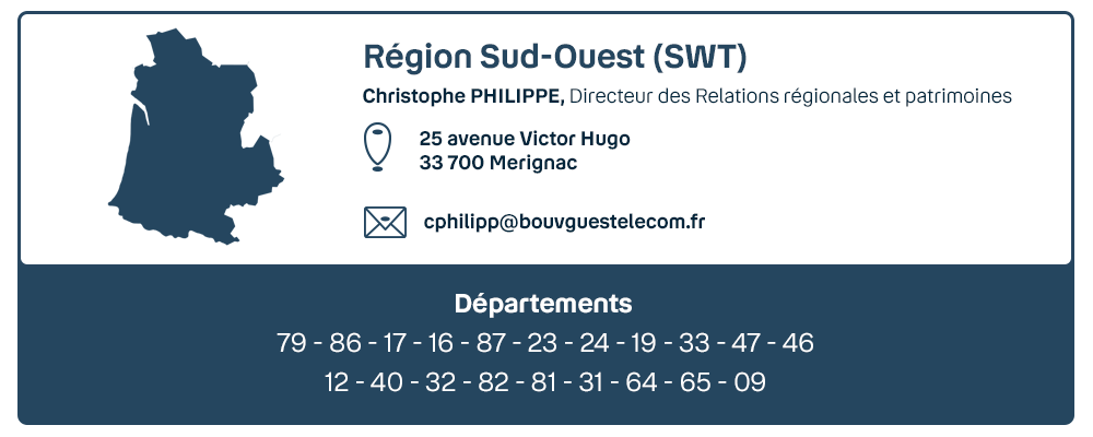 Visuel contact Sud-Oust