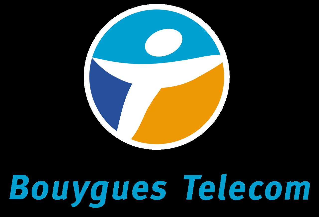 Ancien logo Bouygues Telecom 1994