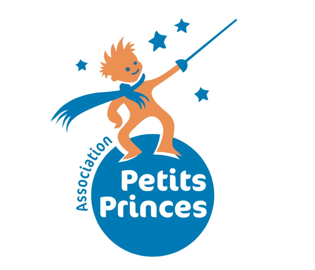 Logo Association petits princes partenaires de la Fondation Bouygues Telecom