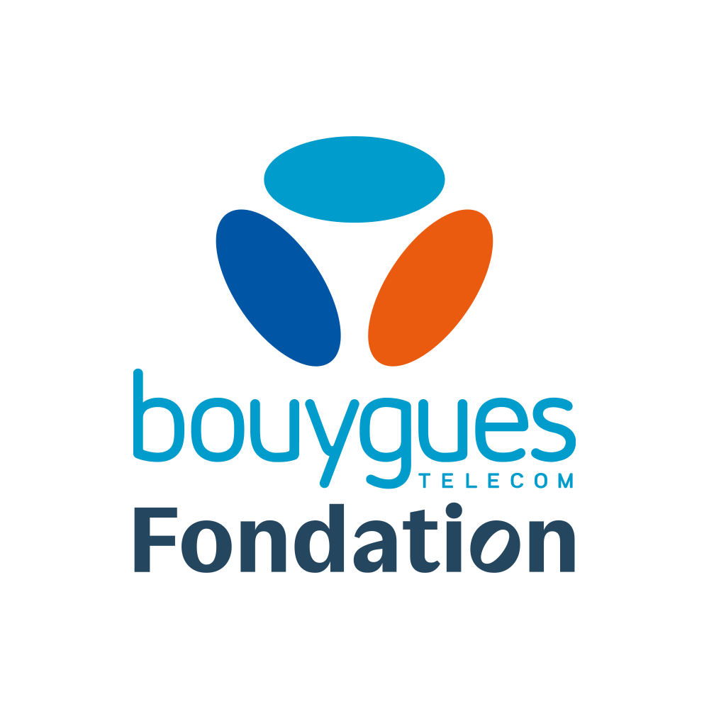 Logo de La Fondation Bouygues Telecom