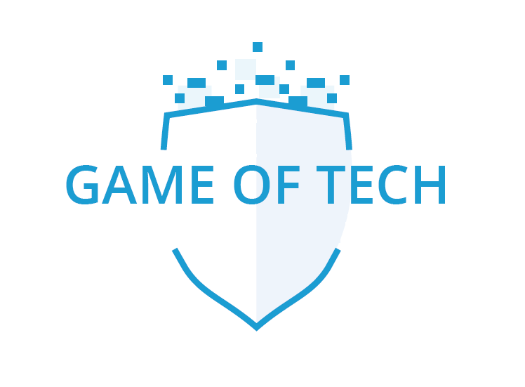 Logo Game of tech