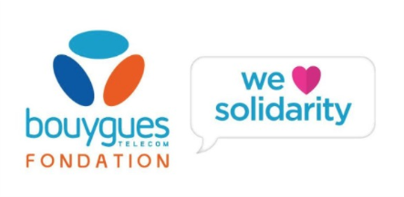 Visuel 10 ans de la fondation Bouygues Telecom 2016