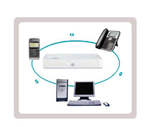 Visuel première offre box pour les entreprises- 2007