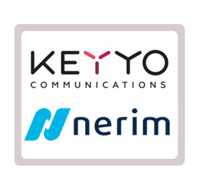 Visuel acquisition KEYYO par Bouygues Telecom