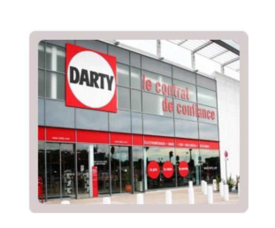 Visuel Bouygues Telecm acquisition de Darty Telecom 2021