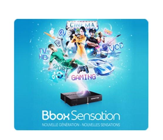 Visuel Bbox Sensation - 2012