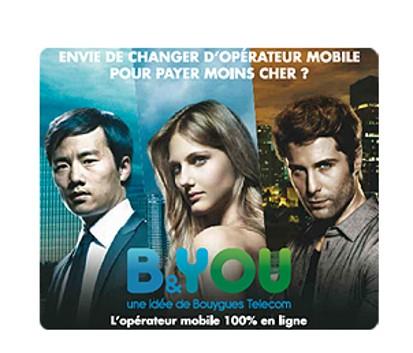 Envie de changer d'opérateur mobile pour payer moins cher ? B&YOU une idée de Bouygues Telecom. L'opérateur mobile 100% en ligne