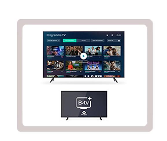 Visuel de l'innovation Bbox smart TV 2020