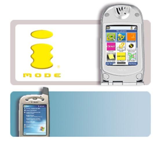 Visuel Bouygues Telecom I Mode 2002