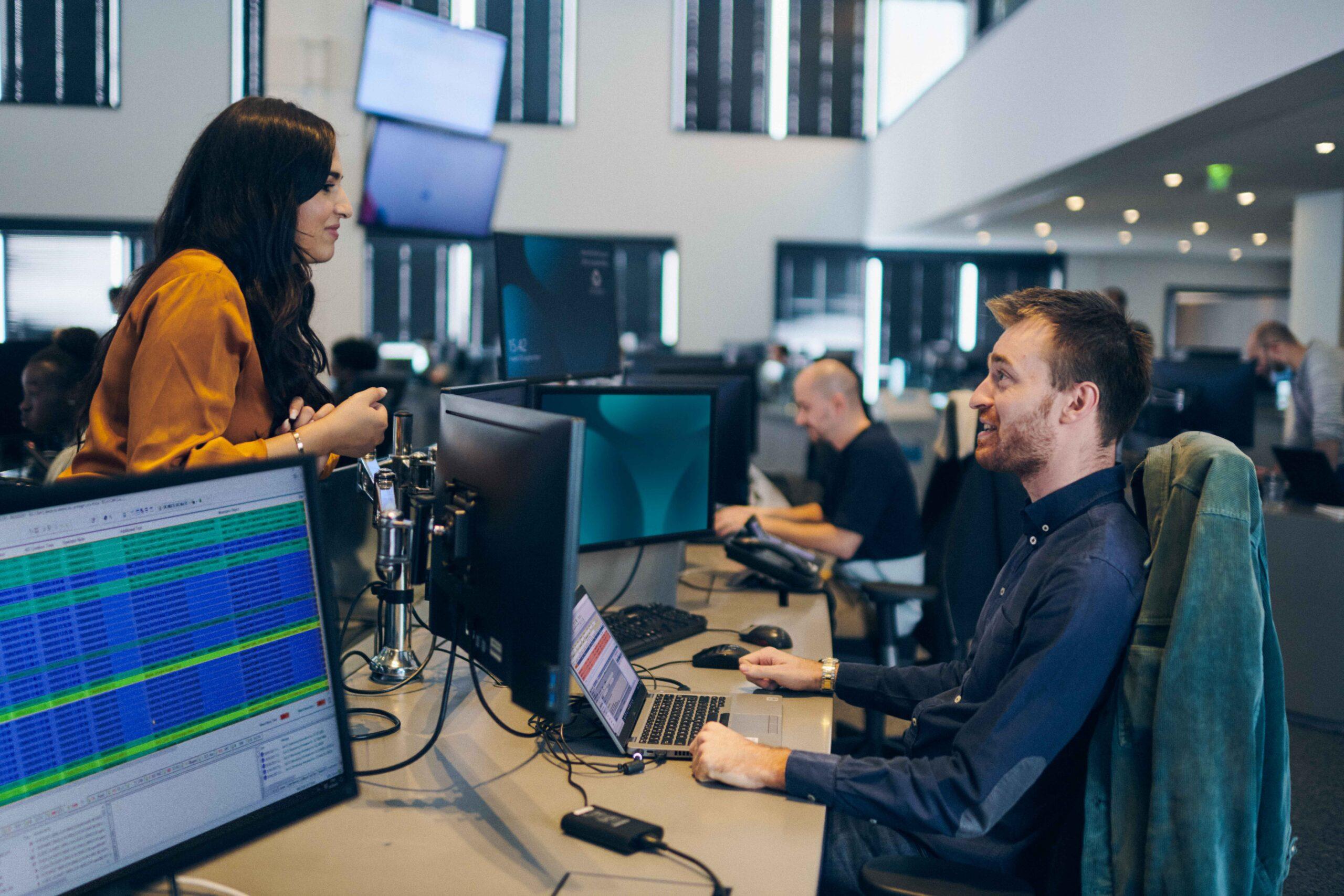 Visuel nos métiers chez Bouygues Telecom : IT & Télécom