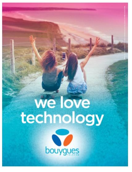 Visuel We Love Technology 2015